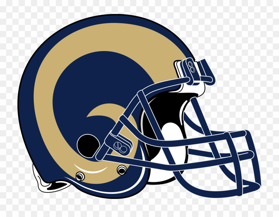 Los Angeles Rams Helmet PNG Los Angeles Rams Nfl Clipart.