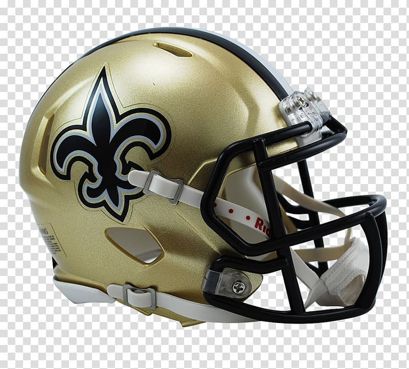New Orleans Saints NFL American Football Helmets Los Angeles.