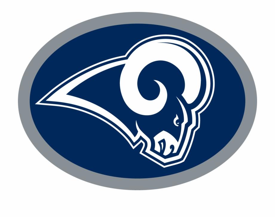 Super Bowl 2019 Rams Logo.