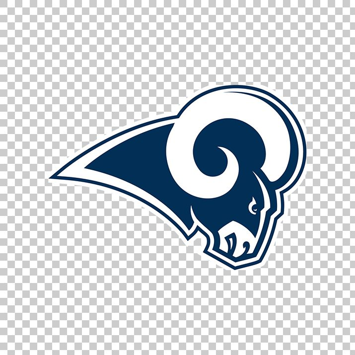 Los Angeles Rams Logo PNG Image Free Download searchpng.com.