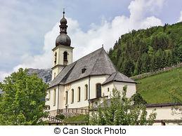 Stock Photography of Ramsau, Germany csp3999480.