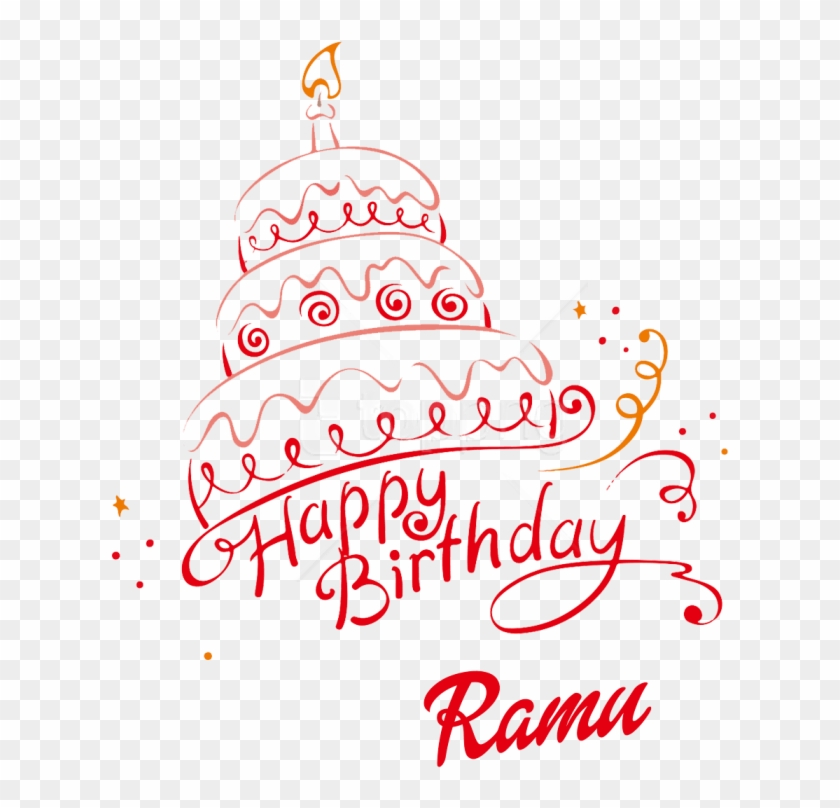 Free Png Download Ramu Happy Birthday Name Png Png.