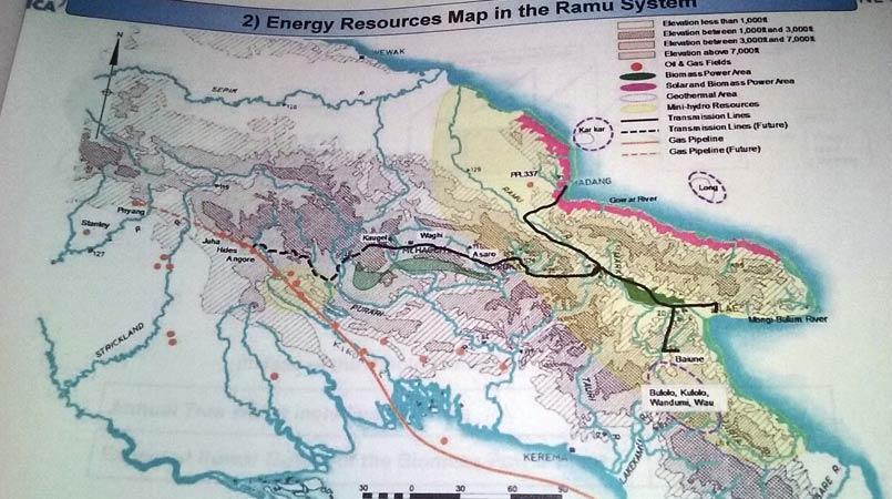 Japan says Ramu vital to PNG development.