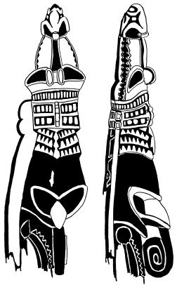 Mac Ruff Sketch Books of Papua New Guinea.