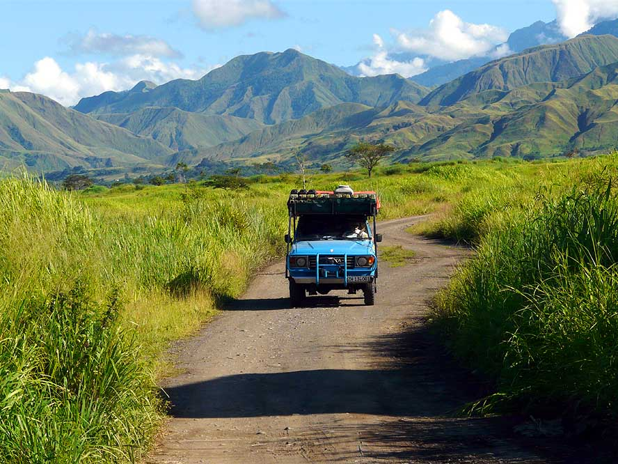Worldrecordtour, Oceania, Pacific, Papua New Guinea, Port.