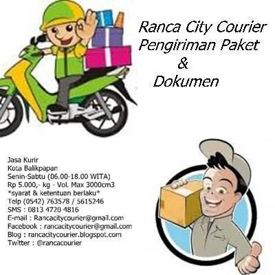 ranca city courier (@rancacourier).