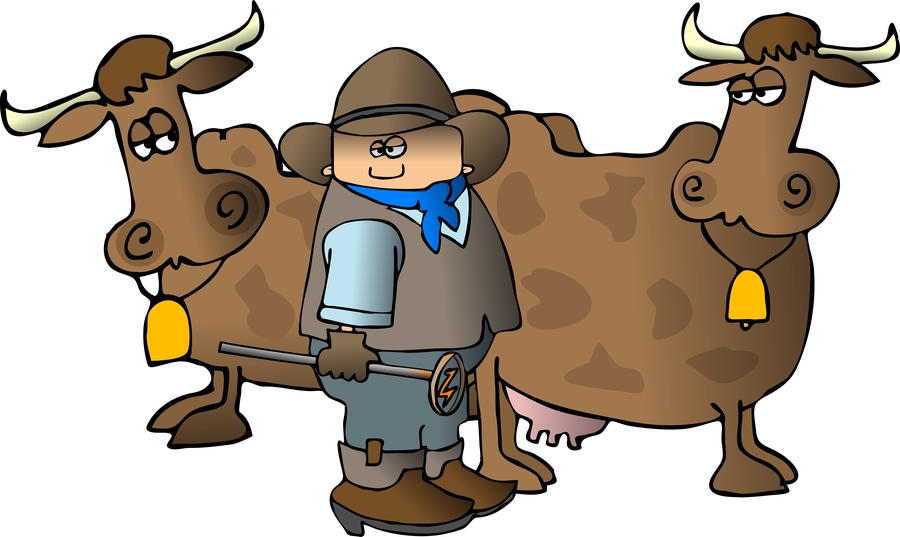 Ranch Clipart.