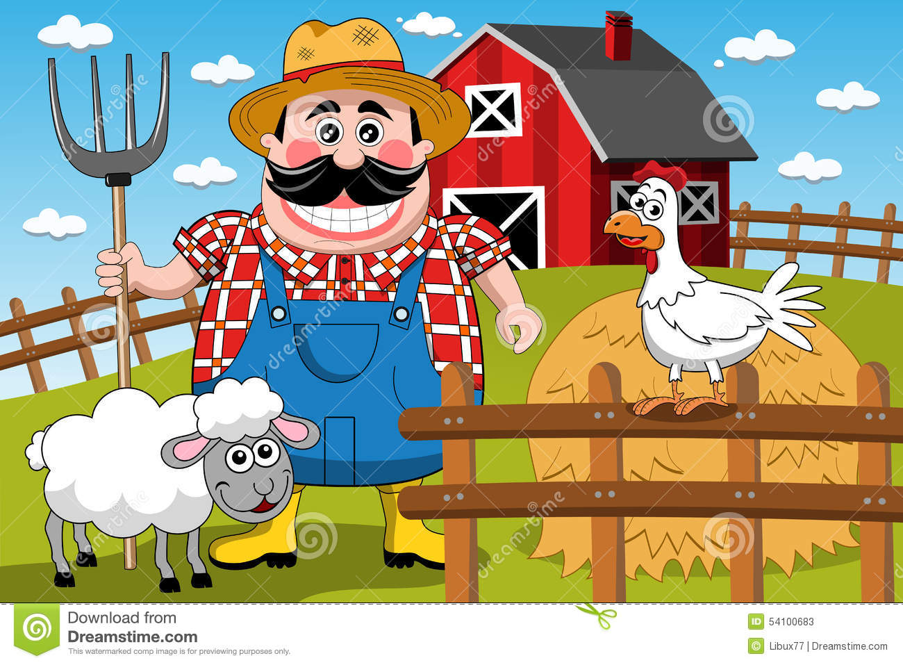 Ranch Animal Clipart 20 Free Cliparts Download Images On