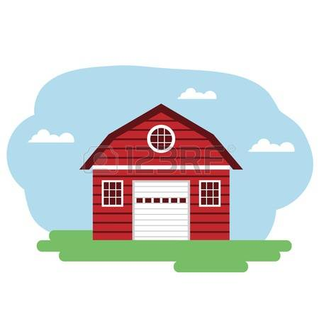 1,377 Ranch House Stock Illustrations, Cliparts And Royalty Free.