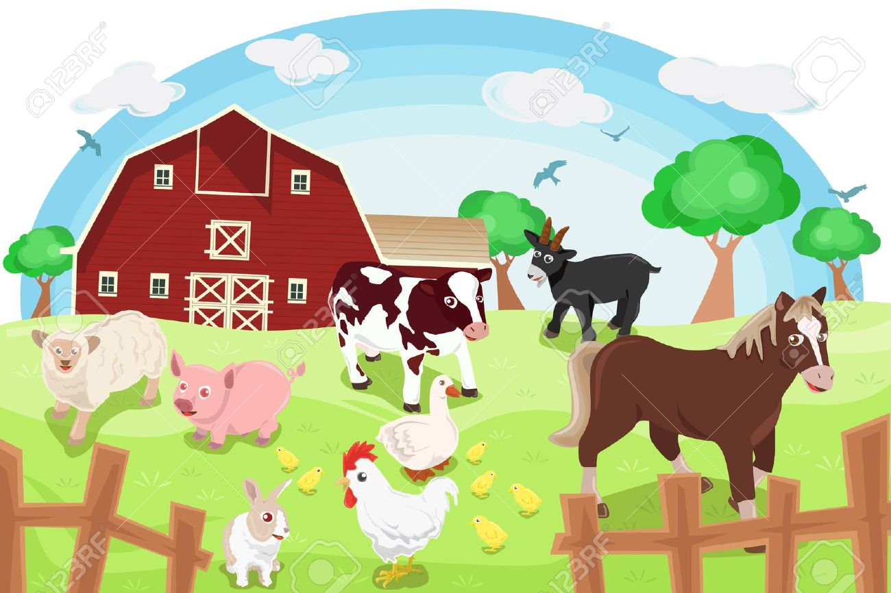 Free Ranch Animal Cliparts, Download Free Clip Art, Free.