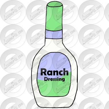 Ranch Picture for Classroom / Therapy Use.