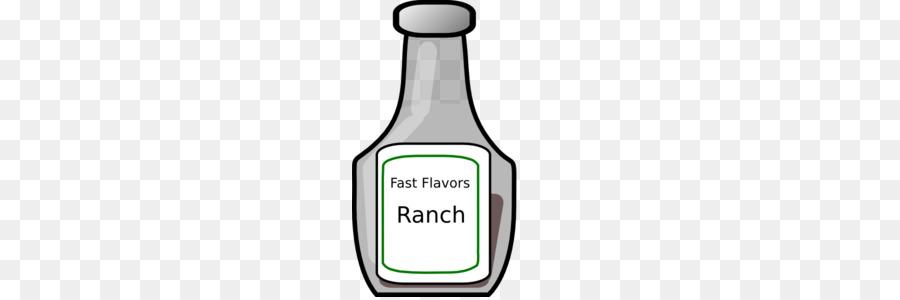 Ranch dressing Salat dressing Clip art.