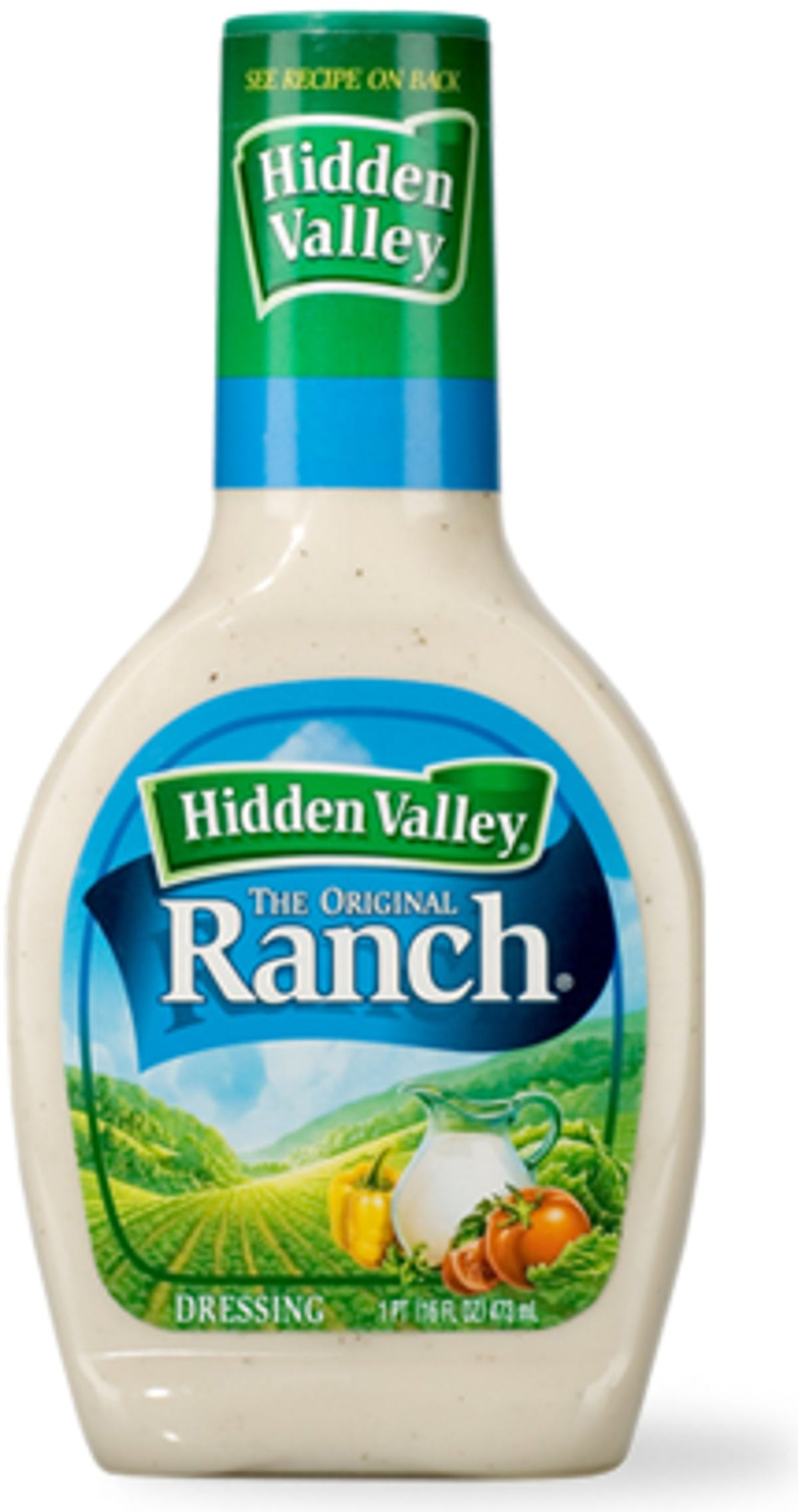 It\'s official: Iowa really, really loves ranch dressing.