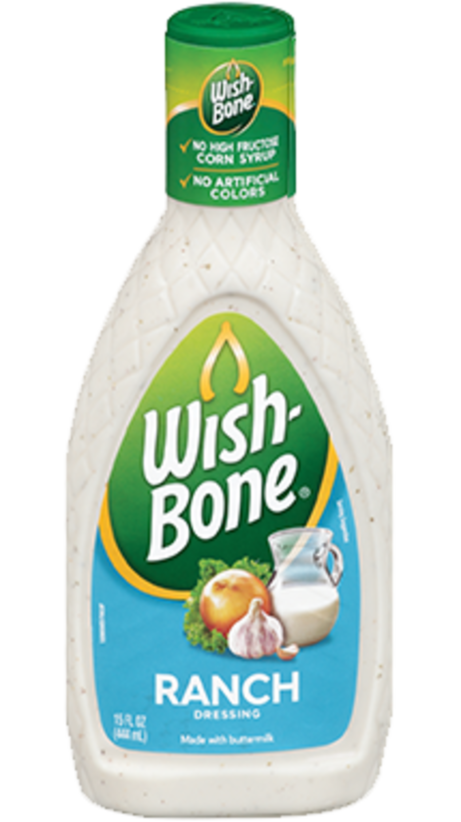 Wishbone Ranch Dressing 473ml.