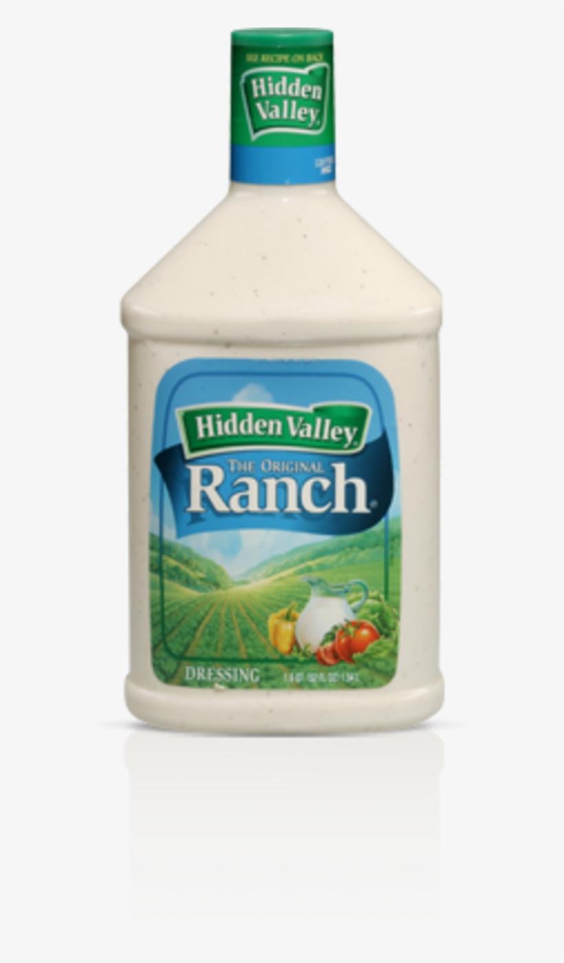 Hidden Valley Ranch Dressing Original.