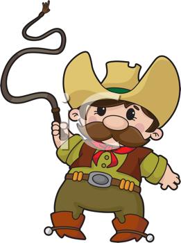 Rancher Clip Art.