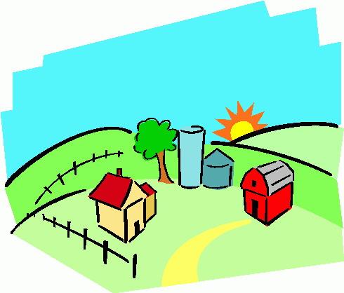 Farm Clip Art.
