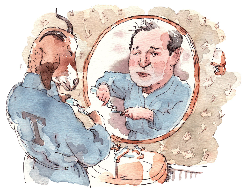 Ted Cruz: The 2016 Republican Candidate Everyone Loves to Hate.