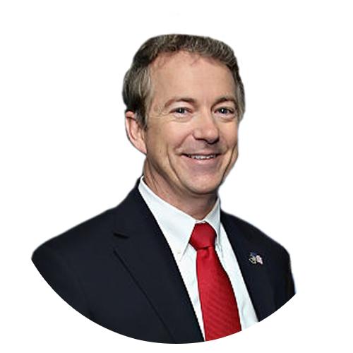 Rand Paul (R) — theSkimm.