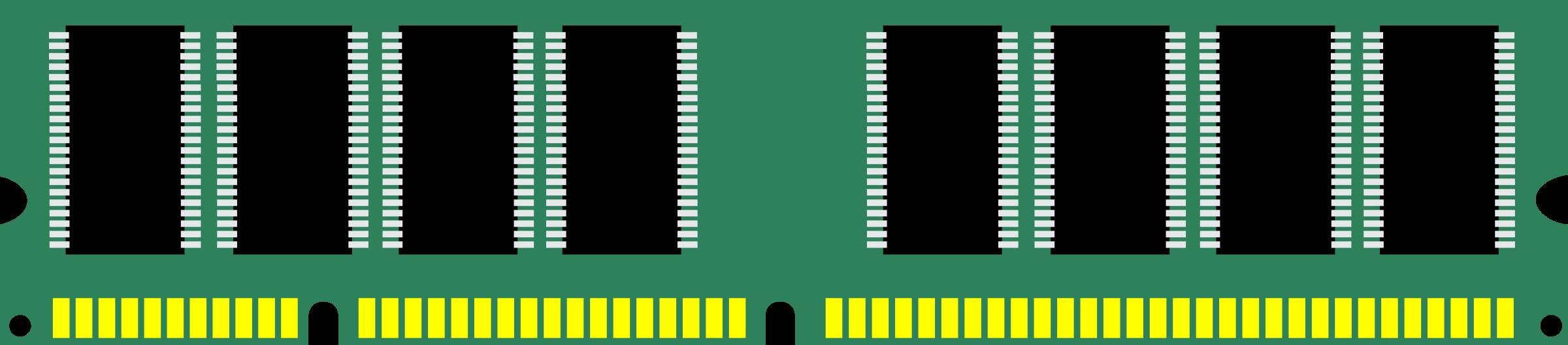 Random Access Memory Clipart.