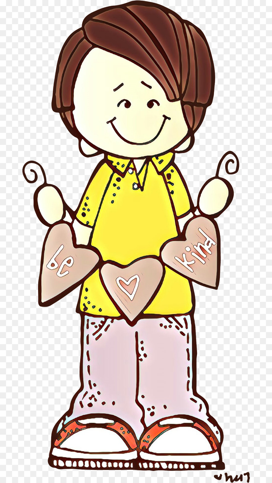 Kindness Cartoon png download.