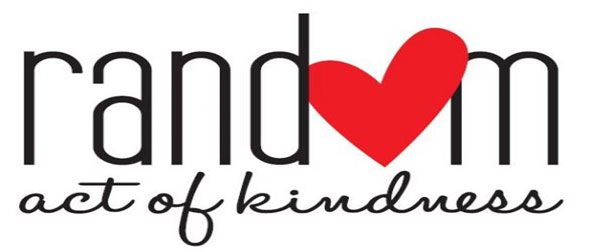 Random Acts of Kindness Day 2018 is February 17, 2018.