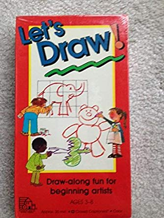 Amazon.com: LET\'S DRAW VIDEO [VHS]: Random House Home Video.