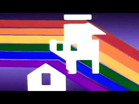 Random House Home Video Logo (1989 Better Quality 60fps).