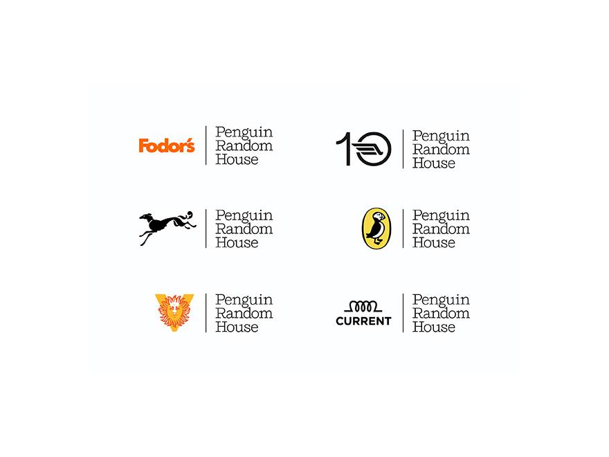 Penguin Random House logo.