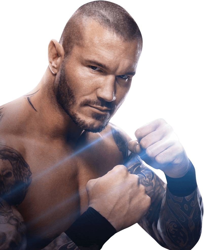 Randy Orton Flight transparent PNG.