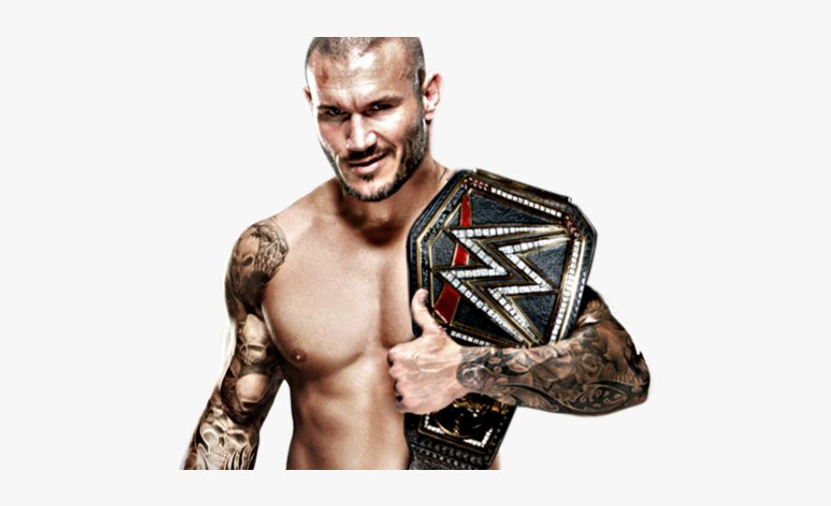 Randy Orton Clipart Wwe.