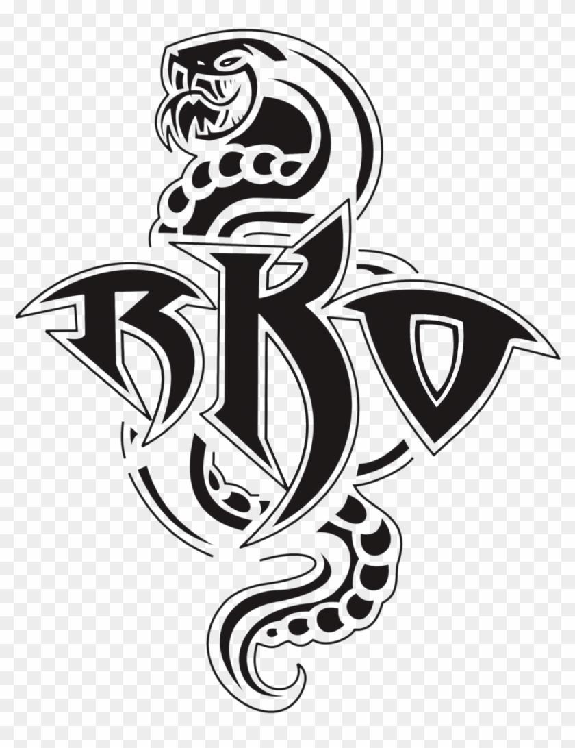 Randy Orton Logo Rko Png, Transparent Png.