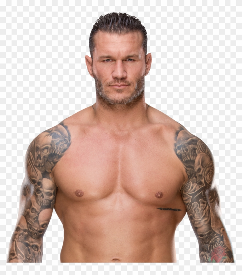 Randy Orton Png Free Download.
