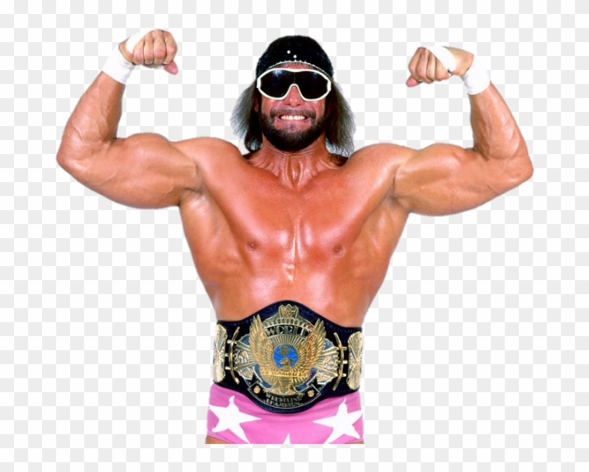Macho Man Png.