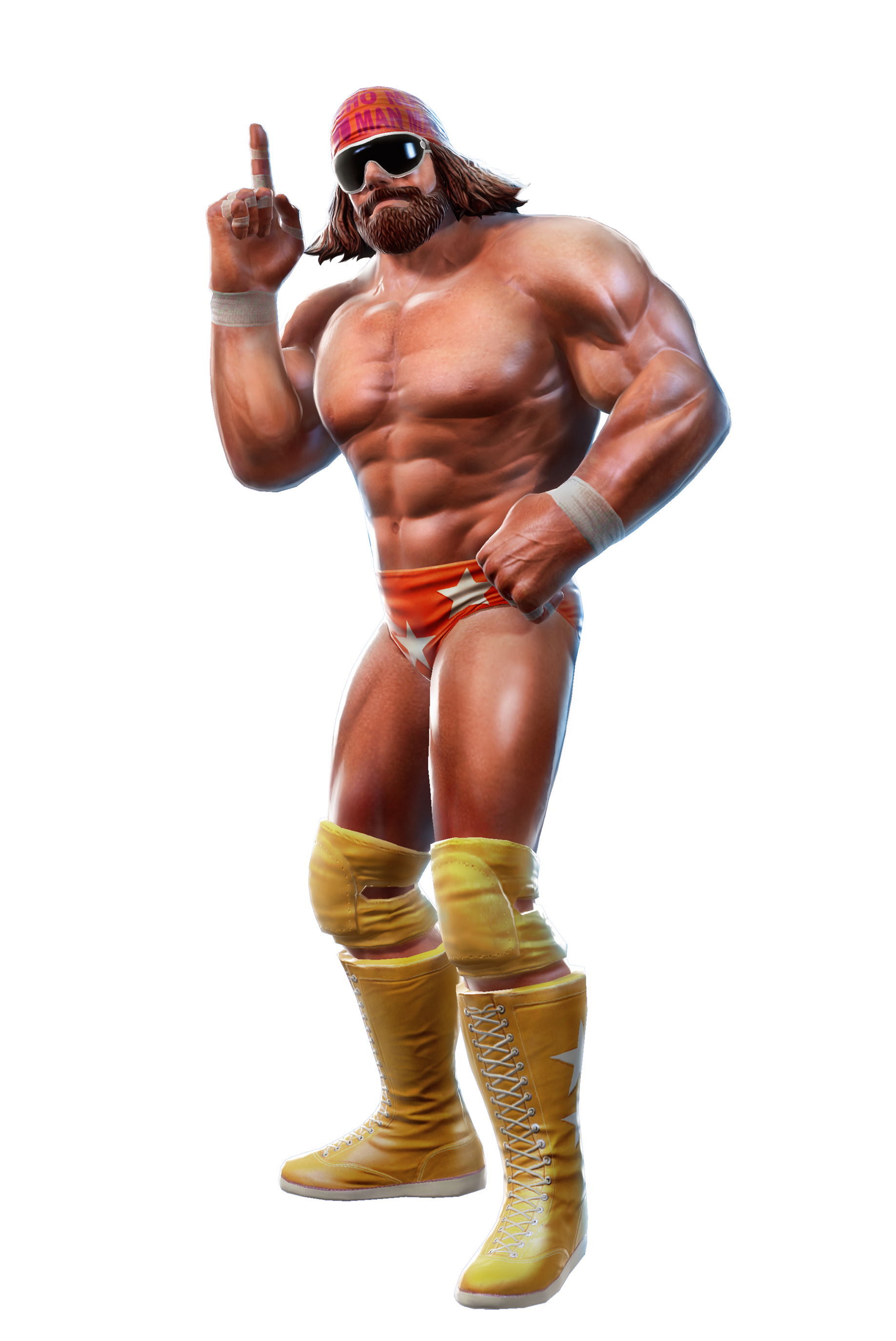 Download Randy Savage File HQ PNG Image.