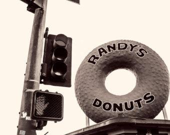 Randy's donuts.