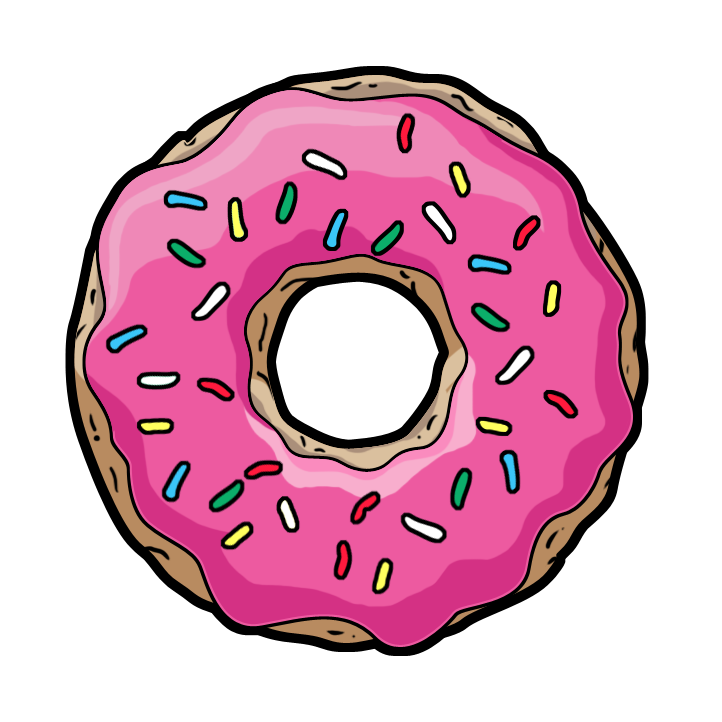 Donuts Clipart Png.