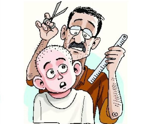 Barber stops midway, evicts Dalit customer in Karnataka's Haveri.