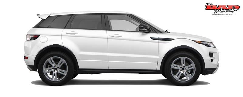 Land Rover Evoque Clipart.
