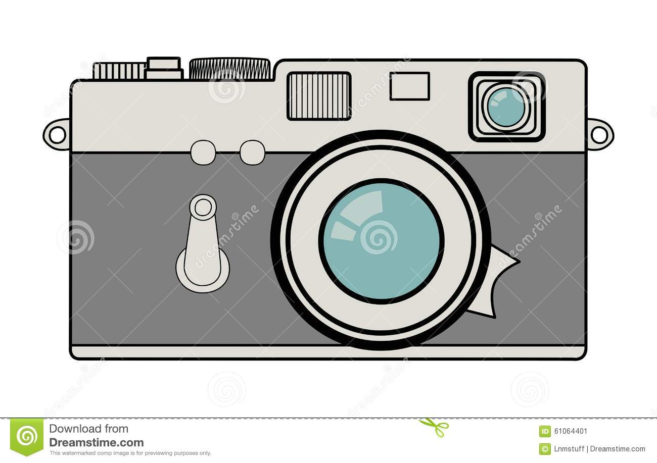 Rangefinder Stock Illustrations.