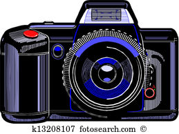 Rangefinder camera Clipart Illustrations. 113 rangefinder camera.