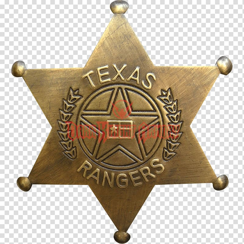 United States Badge Sheriff Texas Ranger Division Police.