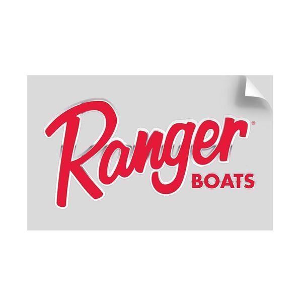 Ranger Boats Vinyl Decal.