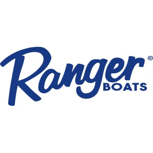 Ranger Boat Logo Vinyl Graphics Decal GraphicsMaxx.com.