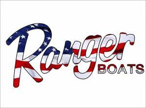 Details about Ranger Boats USA Logo / 16\