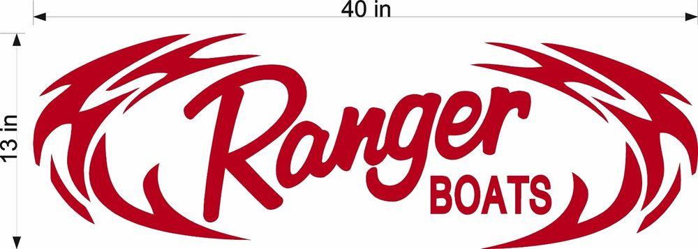 Ranger boats Logos.