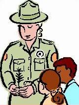 Free Park Ranger Clipart.