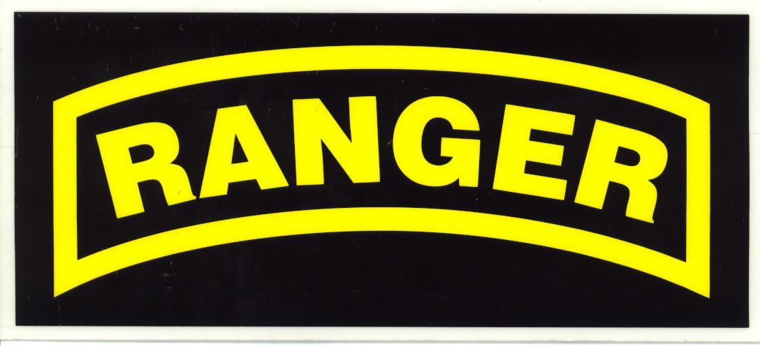 Ranger Decals ~ USA Green Beret Store.