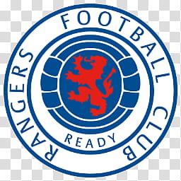 Team Logos, Rangers Football Club logo transparent.