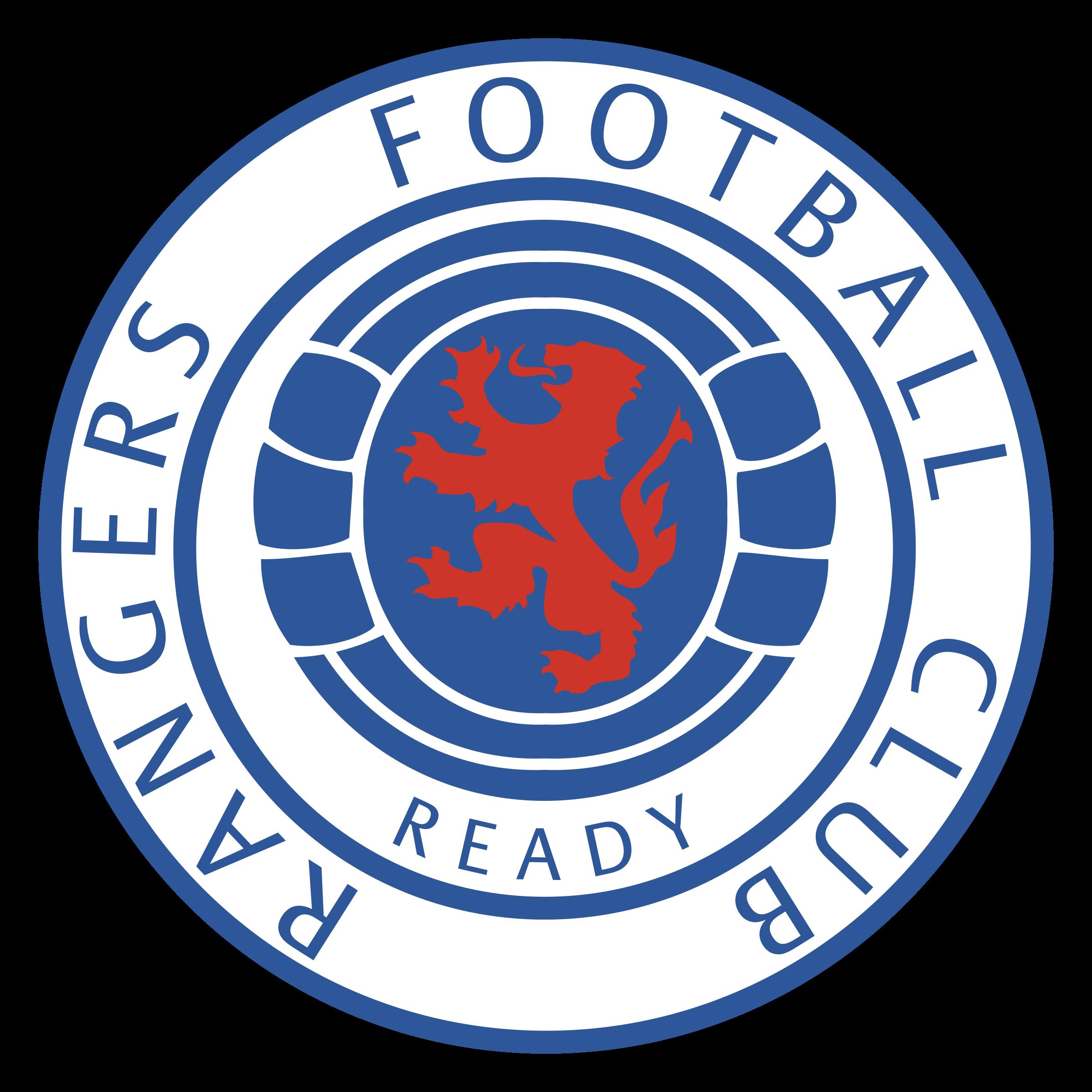 Rangers Logo PNG Transparent & SVG Vector.